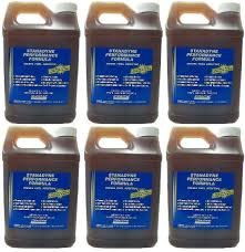 Performance Stanadyne Formula - STANADYNE 6 PACK 1/2 GALLONS