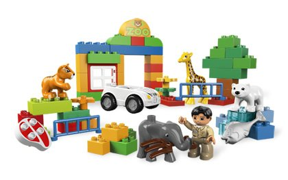LEGO DUPLO My First Zoo 6136