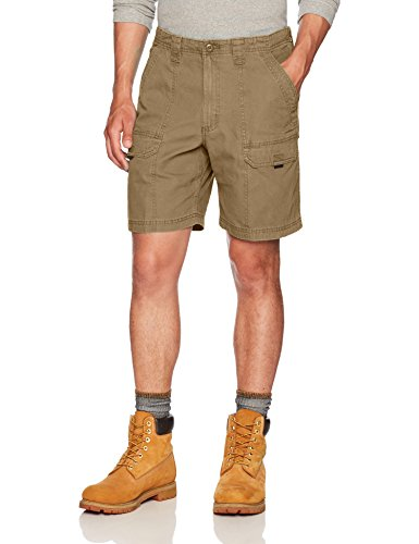 Wrangler Authentics Men's Utility Hiker Short,Nutmeg,38 ()