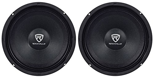 Spl Car Audio - (2) Rockville RM84PRO 8