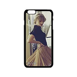 Elegant Beautiful Taylor Swift Design Plastic Case Cover For Iphone 6