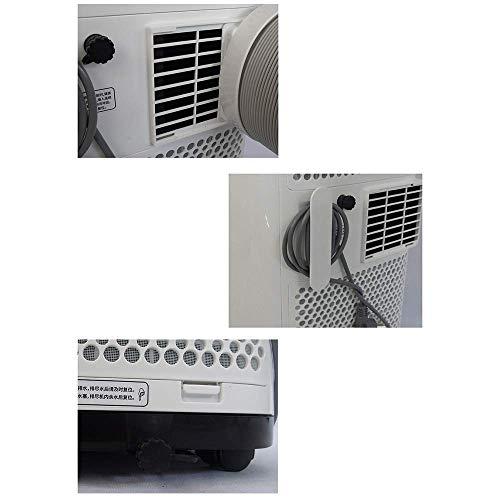Gelaiken Desktop Fan Home Fan Fan Mobile Air Conditioner Single Cold Air Conditioner Air Conditioner 1P Table Desk Fan for Home and Travel by Gelaiken (Image #4)