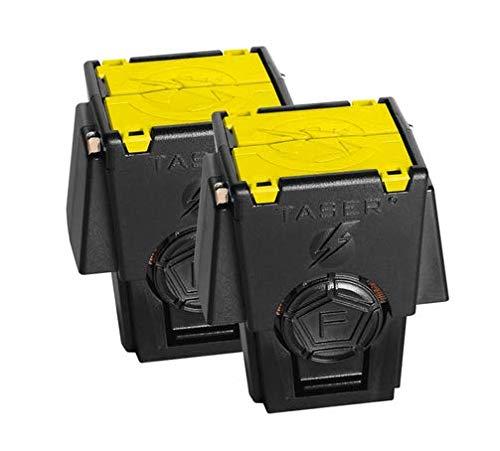 (Taser M26C/X26C Cartridges Live 2 Pack Replacement)