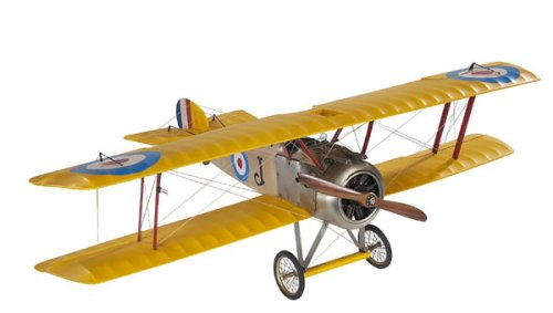 Authentic Models Sopwith Camel Biplane Airplane