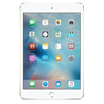 Super Apple Ipad Mini 4 Tablet 7 9 Inch 16Gb Wi Fi 3G Gold Download Free Architecture Designs Rallybritishbridgeorg