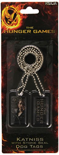 Hunger Games Catching Fire The Katniss and Stone Seal Dog Tag -