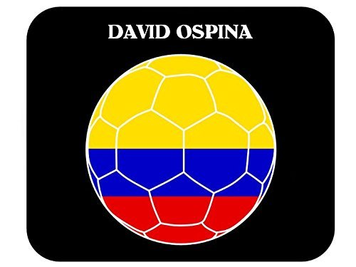 989f5b7cd81 Dav Ospina (Colombia) Soccer Mouse Pad 8.7