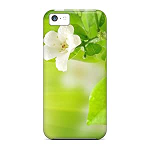 Iphone 5c Cover Case - Eco-friendly Packaging(gentle Summer Rain)