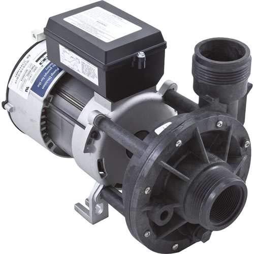 Gecko Pump, AquaFlo FMHP, 1.0ohp/1.5thp, 115v, 1-spd, 48fr, 1-1/2