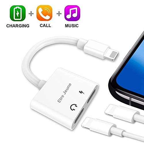 Dongle charge and music headphones