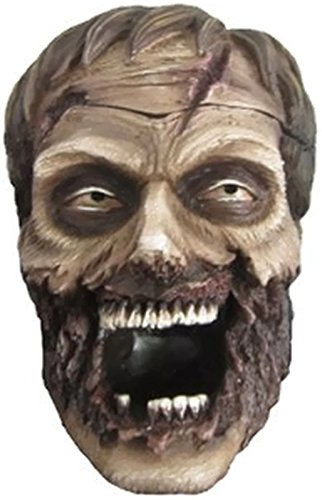 (Faerynicethings Smokin' Dead Zombie Ashtray - Great for Gummy Worms Too)