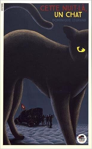 Cette nuit là... Un chat