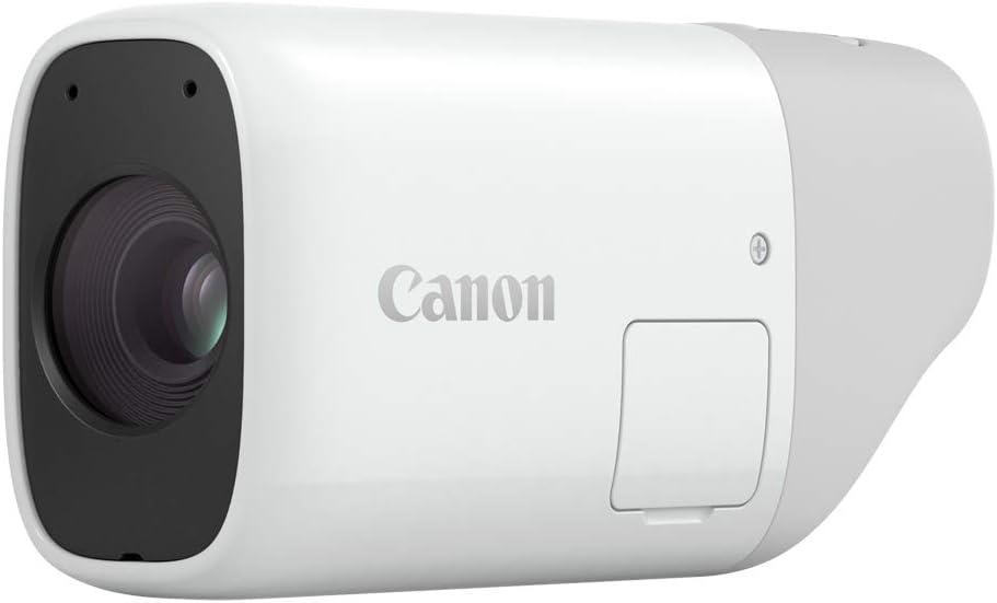 Canon 写真と動画が撮れる望遠鏡 PSZOOM-A white