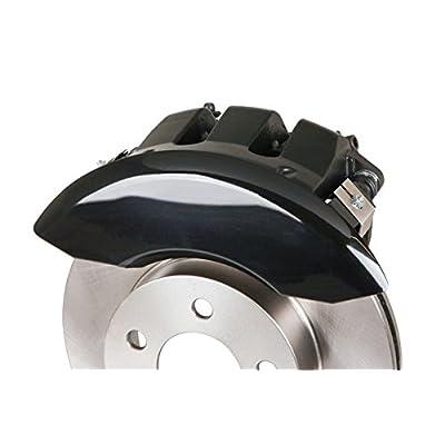 MGP Caliper Covers 14033SCA5BK Black Caliper Cover: Automotive