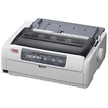 Oki Microline 620 Dot Matrix Printer - Monochrome - 9-pin - 700 cps Mono - 288 x 72 dpi - USB - Parallel 62433801