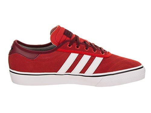 adidas Originals Herren Adi-Ease Premiere Fashion Sneaker Rot / Ftwht / Cburgu