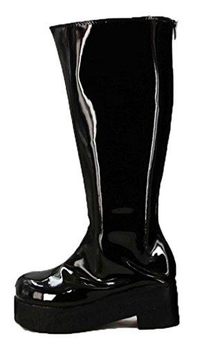 Bromeo Tokyo Ghoul Anime Kirishima Touka Combat Cosplay Chaussure Bottes Boots