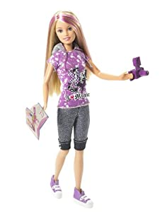 Amazon.com: Barbie Camping Family Skipper Doll: Toys & Games
