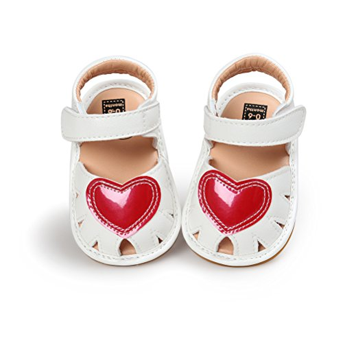 Baby Boys Summer Sandals Toddler Infant Girls Rubber Sole Non-Slip Flat Shoes