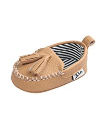 Zhengpin Baby Loafers Kid New Soft Newborn Girl Boy Shoes