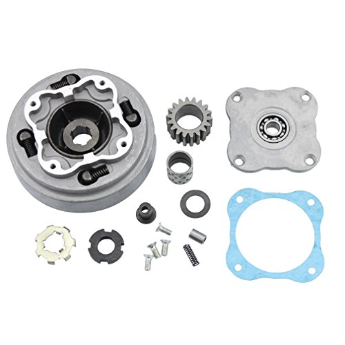 GOOFIT Heavy Duty Manual Clutch Set for 50cc 70cc 90cc 110cc 125cc Dirt Pit Bike - Manual Clutch Dirt Bike