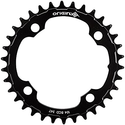 Origin8 Alloy Ramped Chainrings 34T