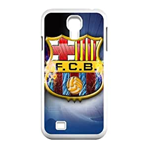 Samsung Galaxy S4 9500 Cell Phone Case White Barcelona Football Lndn