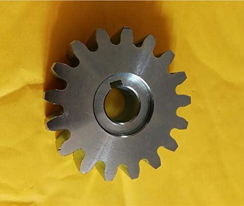 LIUYUNE, Rueda de piñón de Engranaje de Acero de 17 Dientes for Motor de Puerta corredera Py600: Amazon.es: Hogar