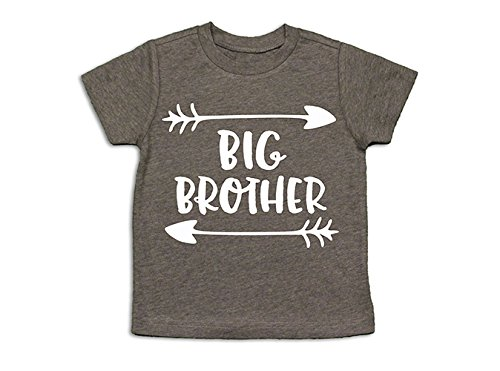 Price comparison product image Big Brother Shirt/ Announcement Shirt/ Sibling Announcement Shirt (5T)