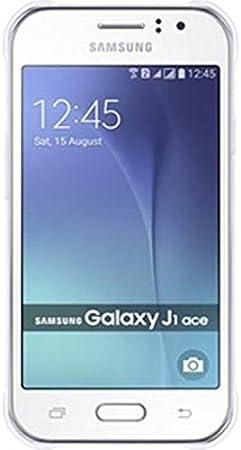 Samsung Galaxy J1 Ace Duos SM-J110H Blanco SIM Free: Amazon.es: Electrónica