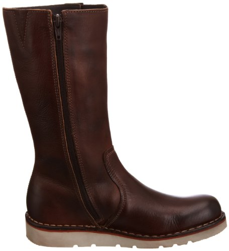 new arrival 49546 971a4 camel active Route 71 796.71.02, Damen Stiefel, Braun ...