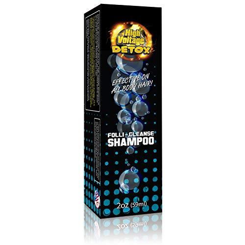 High Voltage Detox Folli-Cleanse Shampoo 2oz