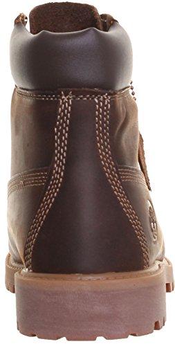 Ralph Lauren - Zapatillas de cuero para mujer marrón