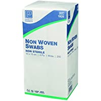 Premier Absorbent Non-Woven Swab, Non-Sterile, 4 Ply, 7.5