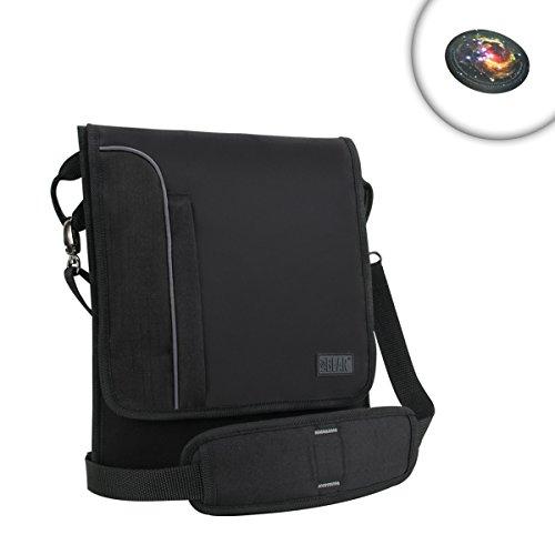 Professional Shoulder Sling Tablet Case Messenger Bag with Carrying Adjustable