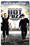 HOT FUZZ MOVIE POSTER Big Cops Small Town RARE 24X36
