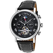 Lucien Piccard Ottoman Day-Night Automatic Mens Watch LP-40012A-01