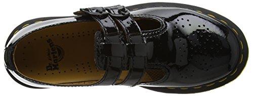 Janes Black Noir black 8065 Mary Dr Lamper Martens Patent Femme 6TwPqfx