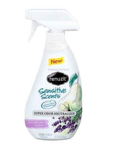 (Freshness! Renuzit Odor Neutralizer Pure White Pear & Lavender13.0 oz.(3pk))