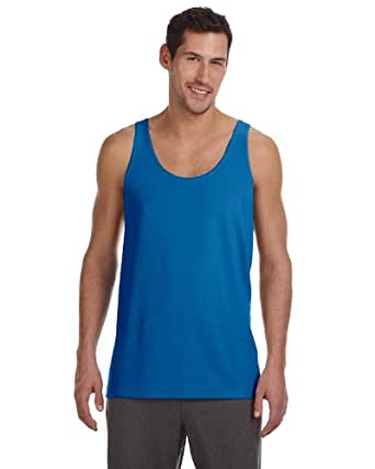 Alo Sport Men's Mesh Tank - SPORT ROYAL - L