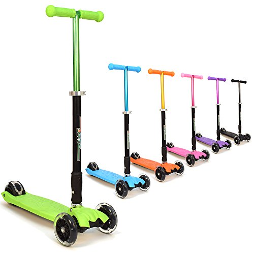 3Style Scooters® RGS-2 Kids Three Wheel Kick Scooter ...