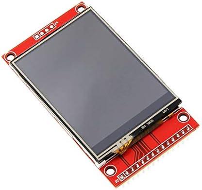 Dasing 2,4 Zoll Display des Seriellen 320X240 SPI TFT LCD Moduls mit Press Panel Treiber IC ILI9341 f/ür MCU