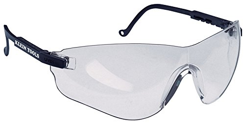 Klein Tools 60056 Protective Eyewear, Frameless with Clear - Eyewear Venice