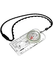 Silva Kompas 55, transparant, eenheidsmaat.