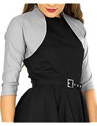 BlackButterfly Tailored 3/4 Sleeve Bolero