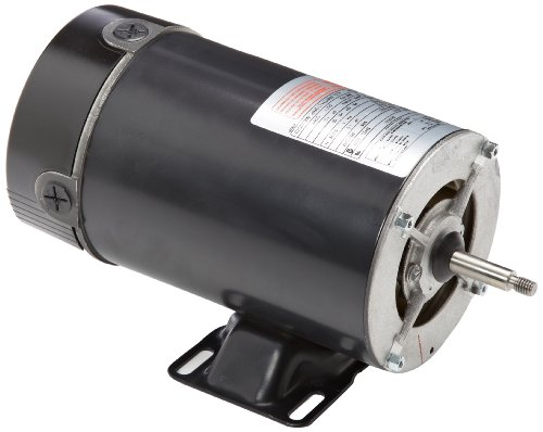 Regal Beloit BN35V1 1.5-Horsepower 230-volt Thru Bolt Motor Replacement for Above Ground Pool and Spa Pump ()