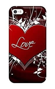 New Style New Style Tpu 5/5s Protective Case Cover/ Iphone Case - Loves For Facebook
