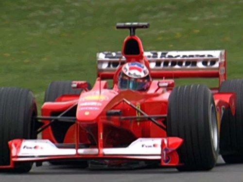2000 Ferrari - 2000 F1 Season Review