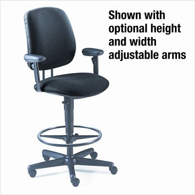 HON7705AB10T - HON 7700 Series Swivel Task stool - Hon 7700 Swivel