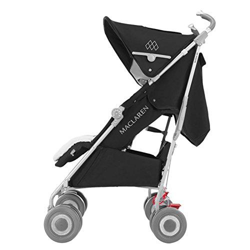 Maclaren Techno XLR Stroller, Black/Silver by Maclaren (Image #12)